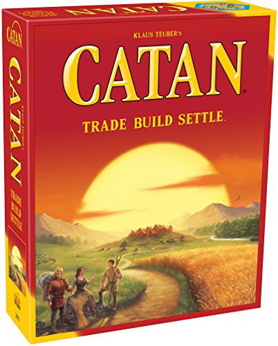 The Settlers of Catan [Import allemand]