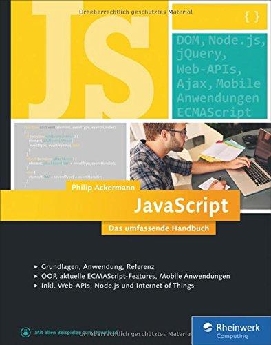 Download JavaScript: Das umfassende Handbuch für Einsteiger