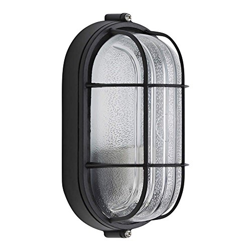 Biard - Applique Extérieure - LED Hublot Ovale - 9W