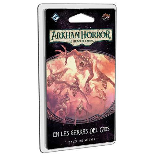 Fantasy Flight Games- Arkham Horror LCG - En Las Garras