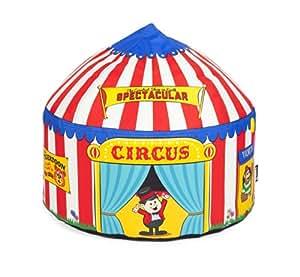 Coussin d'assise Circus Woouf Circus Bean Bag bunt