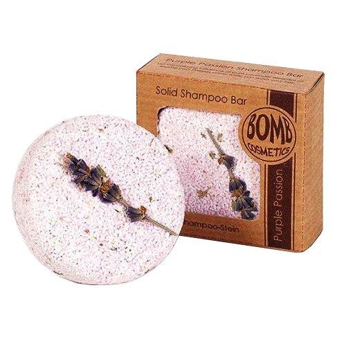 Bomb Cosmetics Shampoo-Stein PURPLE (Up Make Stein)