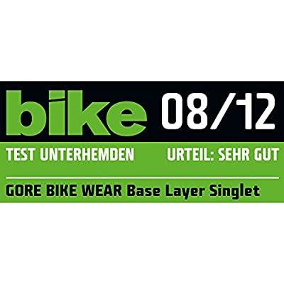 GORE BIKE WEAR Herren Fahrrad-Funktionsunterwäsche ärmelloses Shirt, Base Layer, USINGL