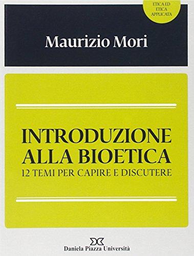 Introduzione alla bioetica