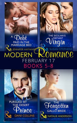 modern-romance-march-collection-books-5-8-a-debt-paid-in-the-marriage-bed-the-sicilians-defiant-virg