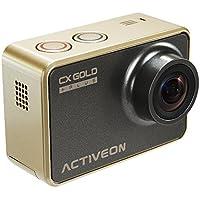 """ACTIVEON Caméra""""CX Doré Plus"""" Action Doré"""