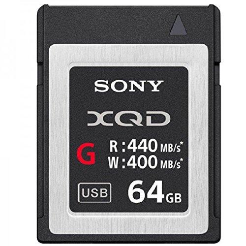 Z100-serie (Sony-Speicherkarte aus der QDM-Serie schwarz/silberfarben 64 GB)