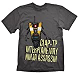 Borderlands T-Shirt ClapTrap Assassin, L