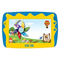 اي لايف كيدز تاب تابلت 5 - شاشة 7 انش، 16 جيجا، 1 جيجا رام، واي فاي، ازرق