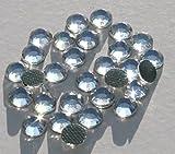 Strasssteine Hotfix Crystal AB AAA Qualität SS20 Crytal Klar, 500 Stück