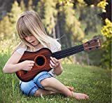 Seven Moon Four String Guitar Children Can Play Guitar Ukulele Instruments Beginner Musical