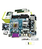 Zebronics 945 Motherboard with 2.8Ghz intel Dual Core CPU,1GB DDR2 and Intel CPU