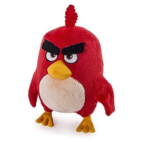 Angry Birds Le Film - Red - Peluche 20 cm