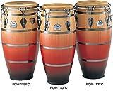 PEARL FOLKLORIC ELITE - 12 1/2 TUMBA - CRIMSON SUNRISE Percussion Congas