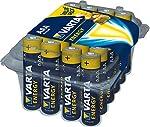 Varta Energy - Pack de 24 pilas alcalina...