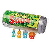 "Grossery Gang ""Canette de Soda en CDU Série 2,5cm Figure"