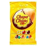 Chupa Chups Choco Peanut, Cioccolato, 12 buste da 100 g [1200 g]