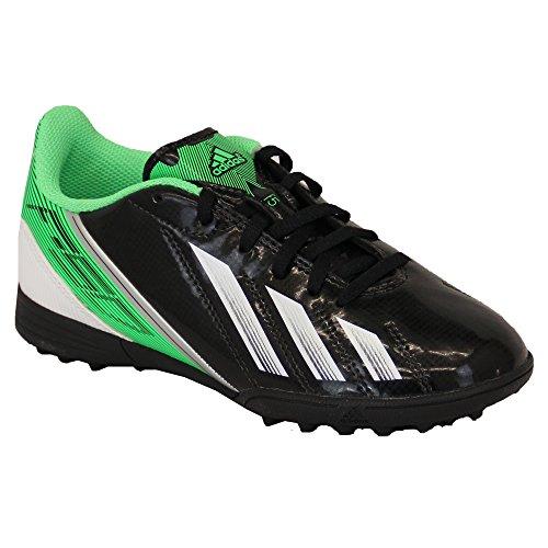 adidas  ADQ33696-ADG23911-ADQ21686,  Jungen Plateau SCHWARZ/GRÜN - ADG65452