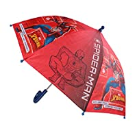 PERLETTI umbrella Spider-Man 60 cm red/blue