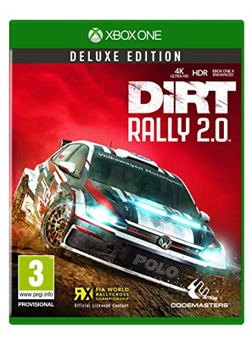 DiRT Rally 2.0 Deluxe Edition (Xbox One) Best Price and Cheapest