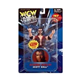 Wcw Atomic Elbow Scott Hall by Toymakers