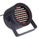 docooler 25W Projektor Licht AC 90–240V 86RGB LED PAR Can