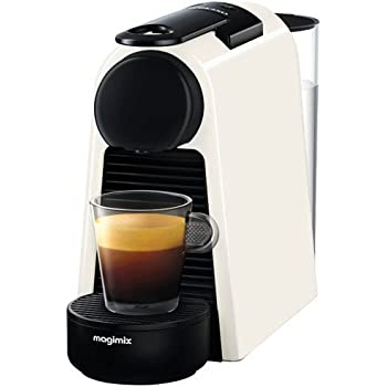 Nespresso Essenza Mini blanca