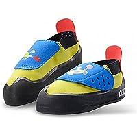 Ocun Hero QC Blau-Gelb, Kinder Kletterschuh, Größe EU 33 - Farbe Yellow-Blue