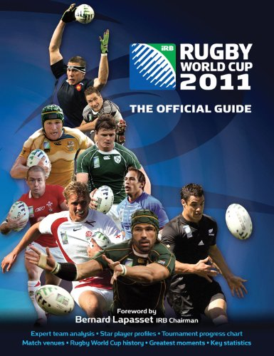 Irb Rugby World Cup Guide 2011 por Chris Hawkes