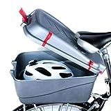 EMK Gepäckbox für Fahrrad, groß...