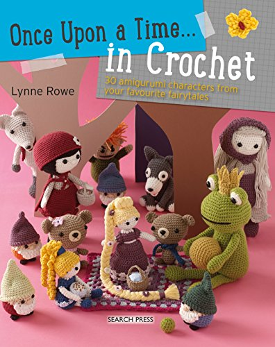 Once Upon a Time... in Crochet (English Edition) Snow Princess Outfit