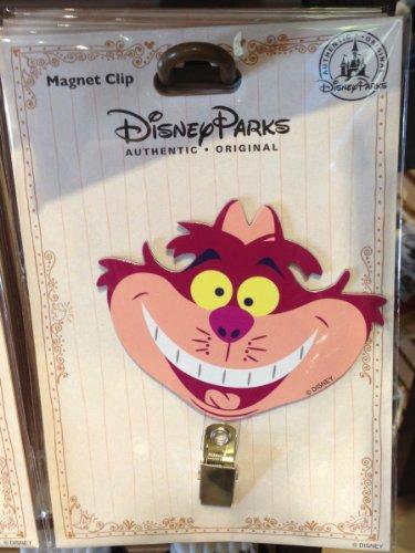 (Alice in Wonderland Park Cheshire Cat Magnetische Clip Magnet New Disney)