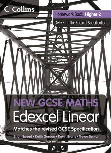 New GCSE Maths – Homework Book Higher 2: Edexcel Linear (A)