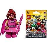 Lego Batman The Movie Mini Figure Series Pink Power Bat Girl (Unopened Item) | THE LEGO Batman Movie Minifigures Series Pink Power Batgirl ?71017-10?