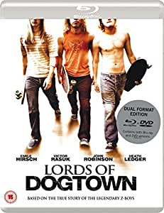 Lords of Dogtown (2005) Dual Format (Blu-ray & DVD) Edition