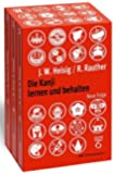 Die Kanji lernen und behalten Bände 1 bis 3. Neue Folge (Klostermann RoteReihe)
