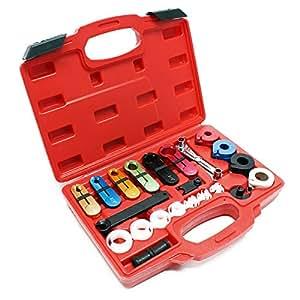 Coffret outils Kit Démontage conduite climatisation Huile Essence Raccord tuyau Conduites carburant