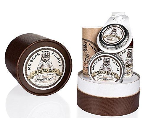 Mr. Bear Family Beard Beard Kit ()