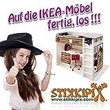 Stikkipix Feuerwehr Aufkleber-Set |...