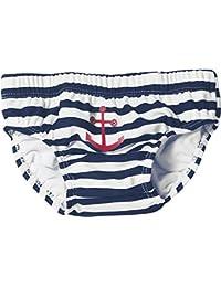 Playshoes Baby-Jungen Schwimmbekleidung Uv-Schutz Windelhose Maritim