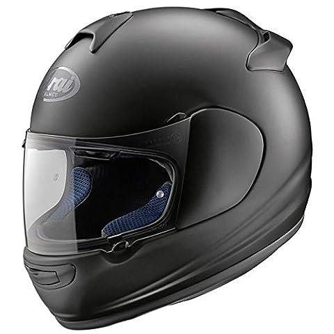Arai Axces III Frost Black Motorcycle Helmet