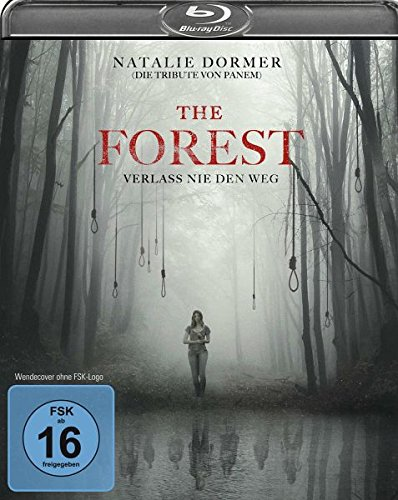 The Forest - Verlass nie den Weg [Blu-ray] (Super Schilde)