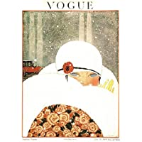 Vogue Vintage Covers Pop Art Poster Print Janurary 1919 (PDP 018) preiswert