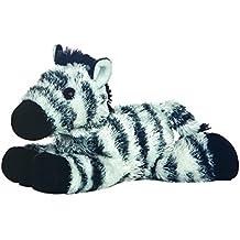 Aurora World 8-InchMini Flopsies Zany Zebra Plush