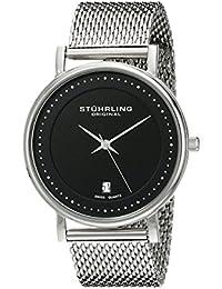 Stührling Original 734GM.02 - Reloj de pulsera para hombres, plateado