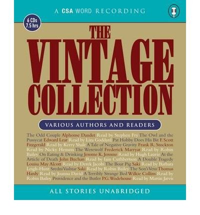 [(Short Stories: the Vintage Collection)] [Author: Editors of CSA Word] published on (October, 2009)