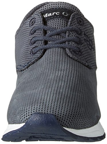 Marc O'Polo 70113893501200 Sneaker, Sneakers basses femme Bleu Marine