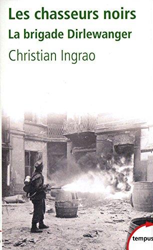 Les chasseurs noirs par Christian INGRAO