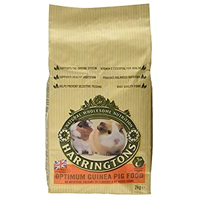Harringtons Optimum Guinea Pig Food, 2kg by Harringtons Optimum