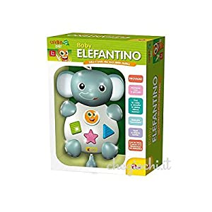 Lisciani Giochi 52226 - Carotina Baby Elefantino